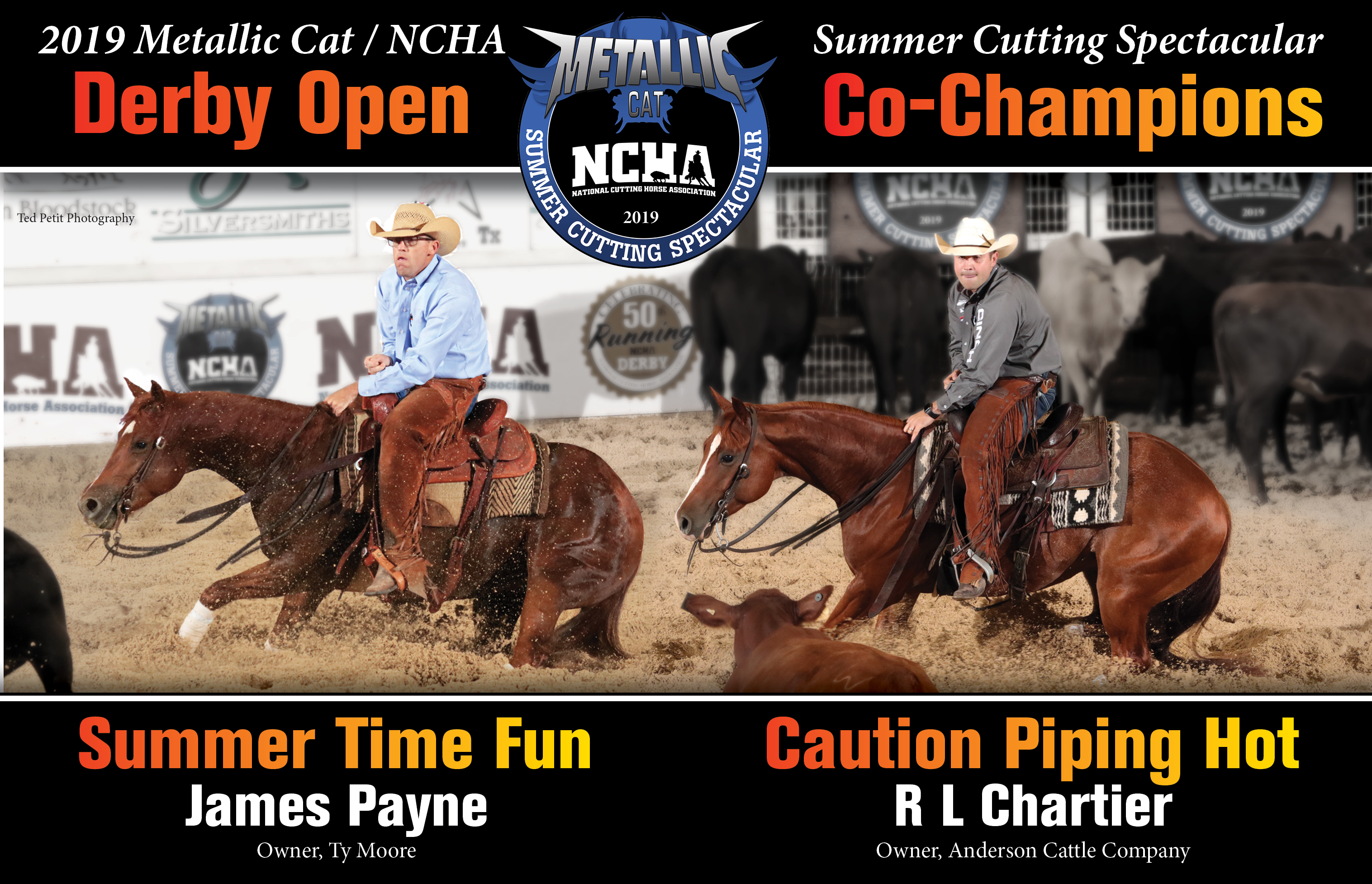 National Cutting Horse Association