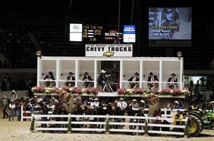 Judges Stands - Futurity