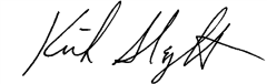 K. Slaughter Signature