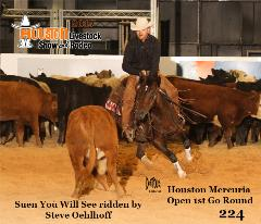 Houston Mercuria Open 1st Go Round